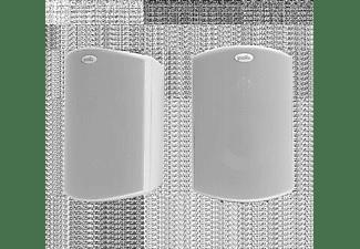 POLK AUDIO Atrium 5 1 Stück Outdoor Lautsprecher, Weiß