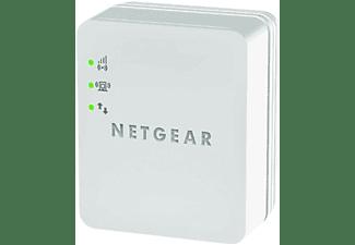 Amplificador WiFi - Netgear WN1000RP, 150 Mbps, 2,4 GHz, color blanco