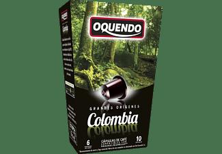 Cápsulas monodosis - Oquendo CP10CO ORÍGENES COLOMBIA , Pack de 10 cápsulas para 10 tazas,