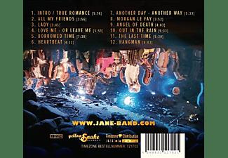 Werner Nadolny's Jane - ...And In The Darkest Night  - (CD)