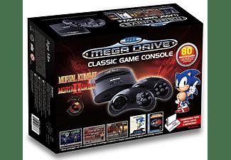 Consola Retro - Sega Mega Drive Wireless - Edición Mortal Kombat