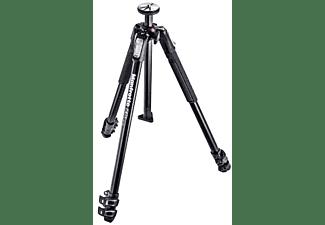 Trípode - Manfrotto MK190X3-3W1, Aluminio, Negro, Rótula 3 way