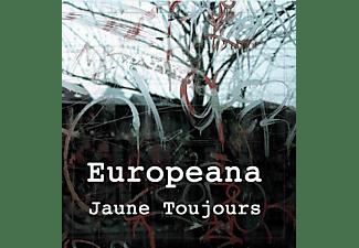 Jaune Toujours - Europeana (LP/CD/Buch)  - (LP + Buch)