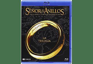 El Señor de los Anillos. La Trilogía: Edición Cinematográfica - Bluray