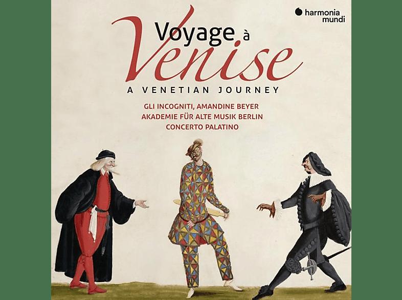 Akademie F'r Alte Musik Berlin Aman - A Venetian Journey [CD]