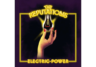 The Reputations - ELECTRIC POWER  - (Vinyl)
