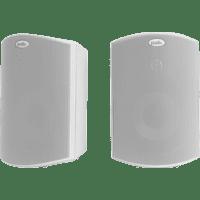 POLK AUDIO Atrium 4 1 Paar Outdoor Lautsprecher (Weiß)