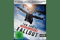 Mission: Impossible 6- Fallout SteelBook® [4K Ultra HD Blu-ray]