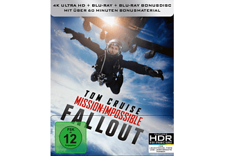 Mission: Impossible 6- Fallout SteelBook® [4K Ultra HD Blu-ray]