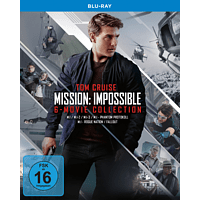 Mission: Impossible-6-Movie Collection [Blu-ray]