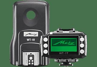 METZ WT-1 Kit Sony, Funkauslöser/-empfänger, Grau, passend für Sony-Kameras