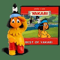 BOXINE Tonie Hörfigur: Best of Yakari Hörfigur, Mehrfarbig