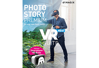 PC - MAGIX Photostory Premium VR Suite 2018 /D