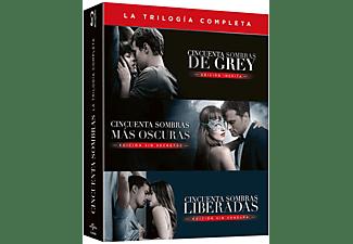 Trilogía Cincuenta sombras de Grey - Blu-ray