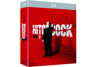 Pack Hitchcock Vol.2 - Blu-ray