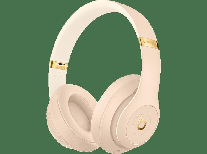 BEATS Studio3, Over-ear Kopfhörer  Wüstensand