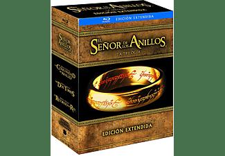 Trilogía - El señor de los anillos (Ed. Extendida) - Blu-ray
