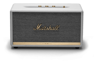 MARSHALL Stanmore II Bluetooth Lautsprecher Weiß