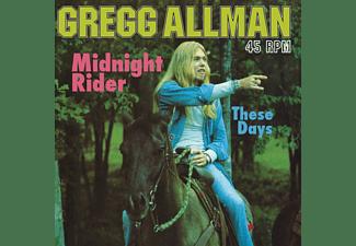 """Gregg Allman - Midnight Rider (12"""", 45rpm-edition)  - (Vinyl)"""