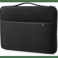 HP Carry Notebooktasche, Sleeve, 17.3 Zoll, Schwarz/Silber