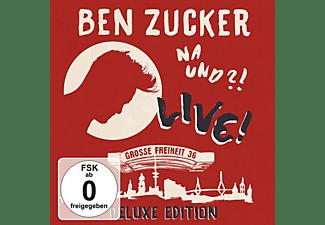 Ben Zucker - Na Und?! Live! (Deluxe Edition)  - (CD + DVD Video)