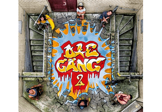 Die Gäng - D!E Gäng 2  - (CD)