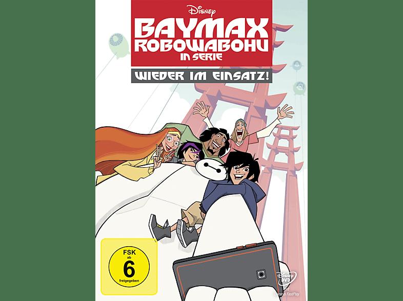 Baymax: Robowabohu in Serie - Wieder im Einsatz! (Volume 1) [DVD]