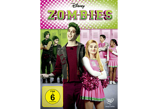 Disney Zombies DVD