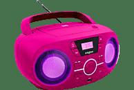 BIGBEN CD61 CD Player, Pink