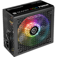 THERMALTAKE SMART RGB 700W Netzteil, Schwarz