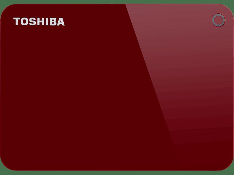 TOSHIBA Canvio Advance, 3 TB HDD, 2.5 Zoll, extern