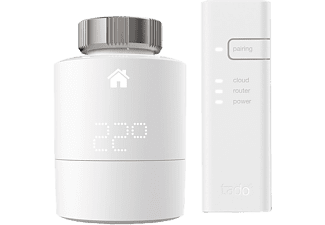 TADO Tête Thermostatique Intelligente: Kit de démarrage V3+ (TD-33-021)