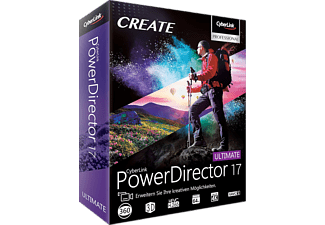 PC - CyberLink PowerDirector 17 Ultimate /D