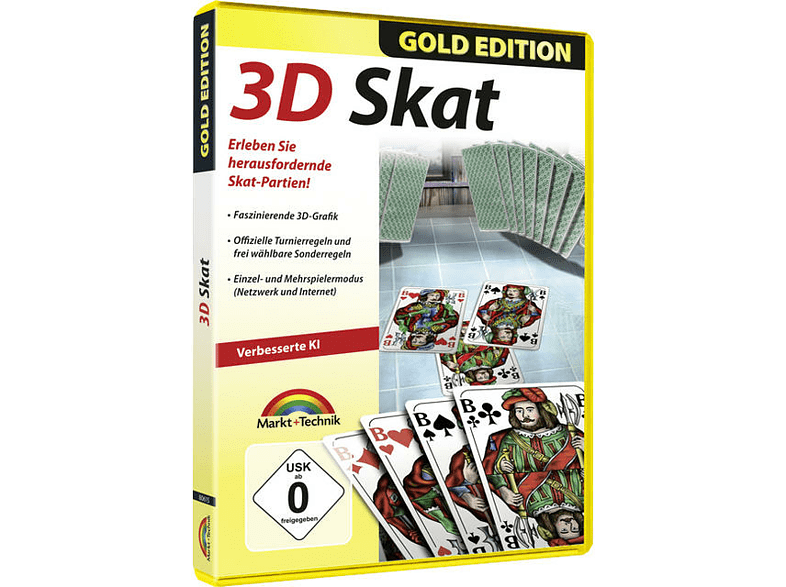 3D Skat - Gold Edition [PC]