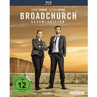 Broadchurch/Staffel 1-3/Gesamtedition Blu-ray
