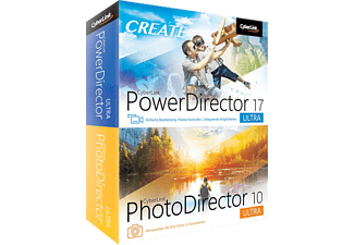 PC - PowerDirector 17 Ultra & PhotoDirector 10 Ultra Duo /D