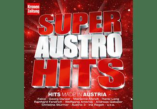VARIOUS - Super Austro Hits [CD]