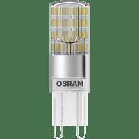 OSRAM OS09381 BASE PIN30 CL 2,6W/827 230V G9 BLI3 LED-Leuchtmittel G9 Warm White 2.6 Watt 320 lm