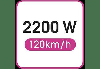 Secador - Rowenta Infini Pro Elite CV8722, Potencia 2200W, 2 Velocidades, Tecnología Iónica