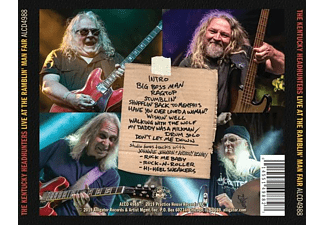 The Kentucky Headhunters - Live At The Ramblin' Man Fair - (CD)