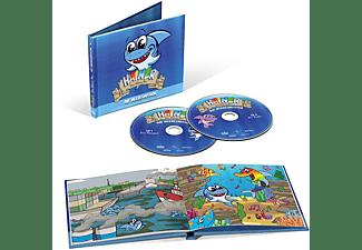 Hainer-der Kleine Hai - Hainer - Der kleine Hai Auf Meeresmission (mit Bilderbuch)  - (CD)