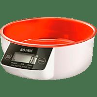 KOENIC KKS 3220 Küchenwaage (Max. Tragkraft: 5 kg, Standwaage)