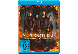 Supernatural 12 [Blu-ray]
