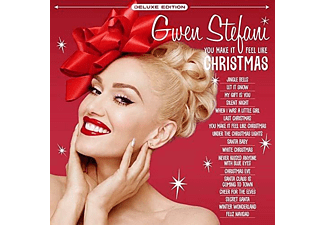 Gwen Stefani - You Make It Feel Like Christmas,Repack (Vinyl) - (Vinyl)