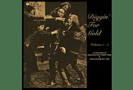 VARIOUS - Diggin' For Gold Volumes 1-5 [CD]