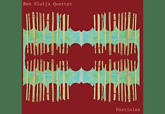 Ben/quartet Sluijs - Particles  - (CD)