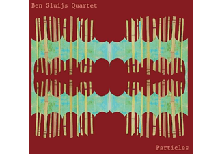 Ben/quartet Sluijs - Particles - (CD)
