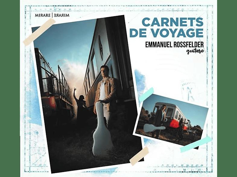 Emmanuel Rossfelder - CARNETS DE VOYAGE [CD]