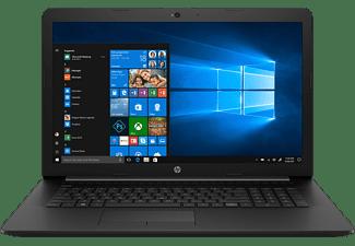 HP 17-by1311ng, Notebook mit 17,3 Zoll Display, Core™ i7 Prozessor, 8 GB RAM, 256 GB SSD, Radeon™ 530, Schwarz
