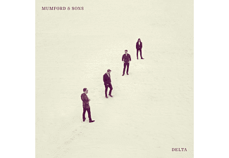 Mumford & Sons - Delta CD